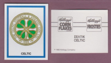 Glasgow Celtic Badge K93